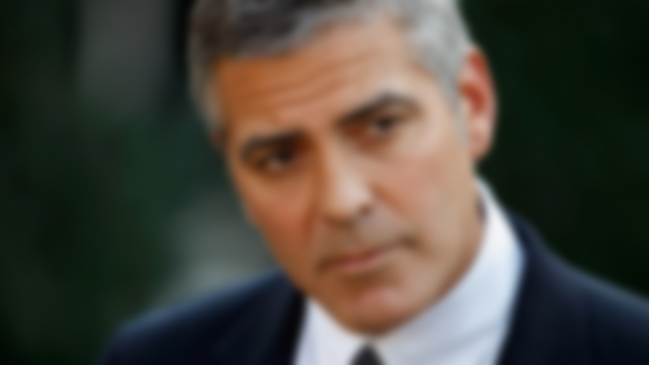 Increasingly Blurry Pictures Of George Clooney To Help You Get Used To The Idea That He's Not Always Going To Be Around Gq7mlvofnsu783kcexnk
