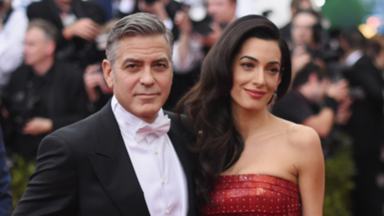 Increasingly Blurry Pictures Of George Clooney To Help You Get Used To The Idea That He's Not Always Going To Be Around R4n3hp0khe4rorsbszrv